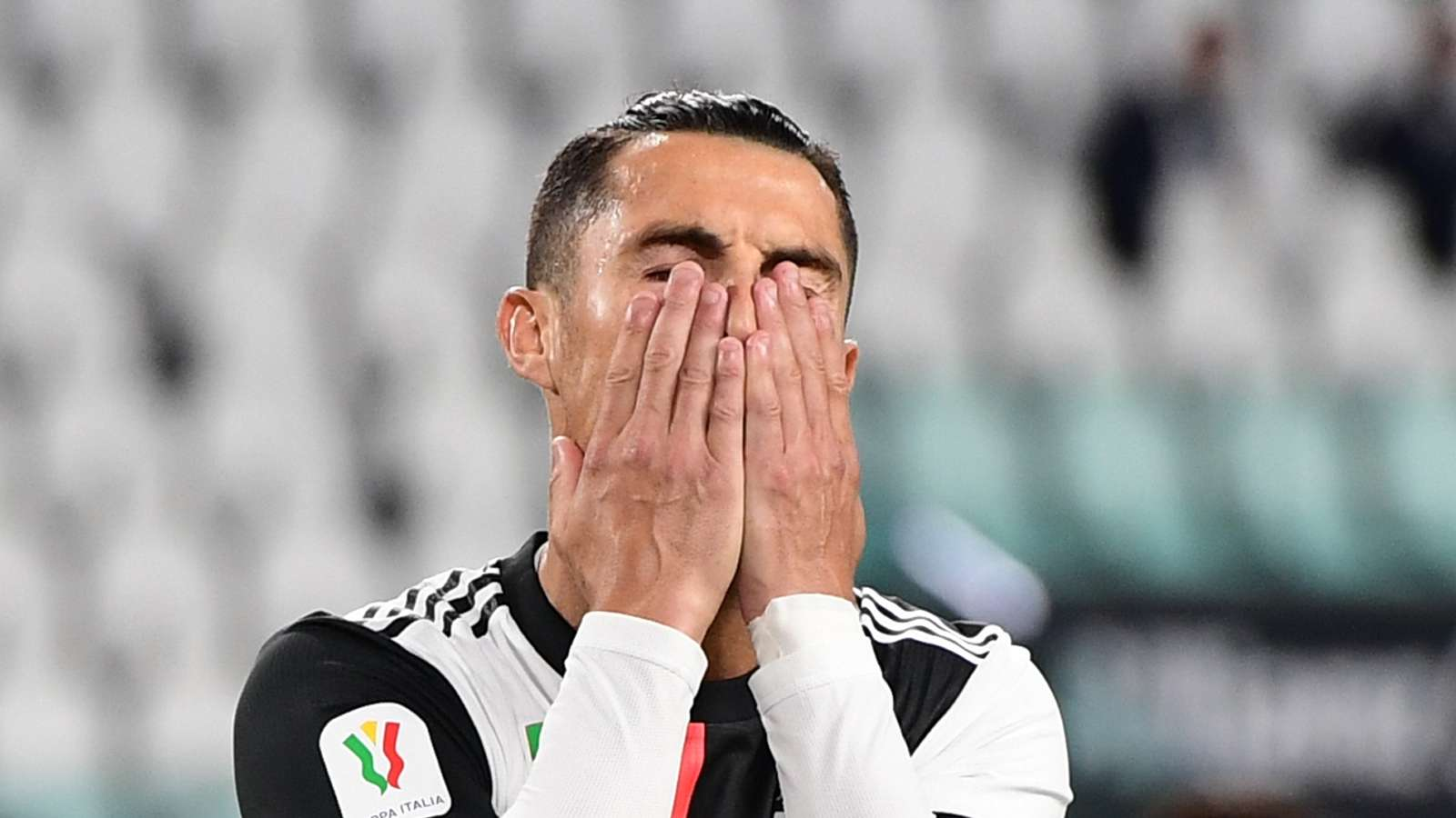 Ronaldo Juve 2020