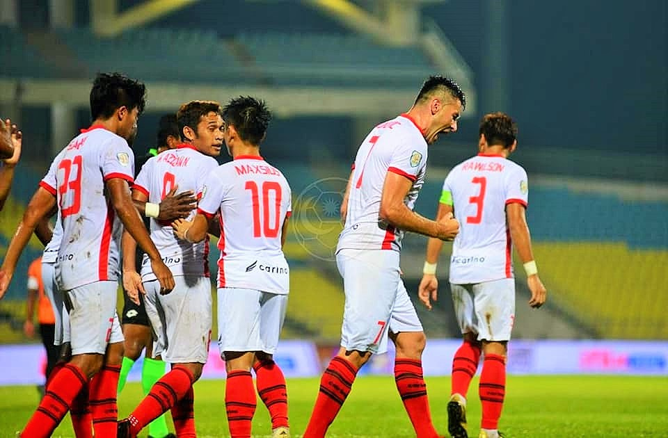 Sabah, Malaysia Cup, 02082018