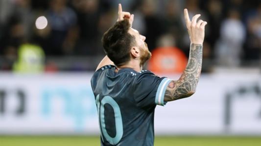 Messi verhindert mit Last-Minute-Treffer Pleite für Argentinien