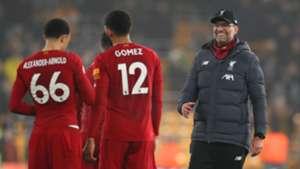 Klopp admits he forgot how big Liverpool's Premier League lead was