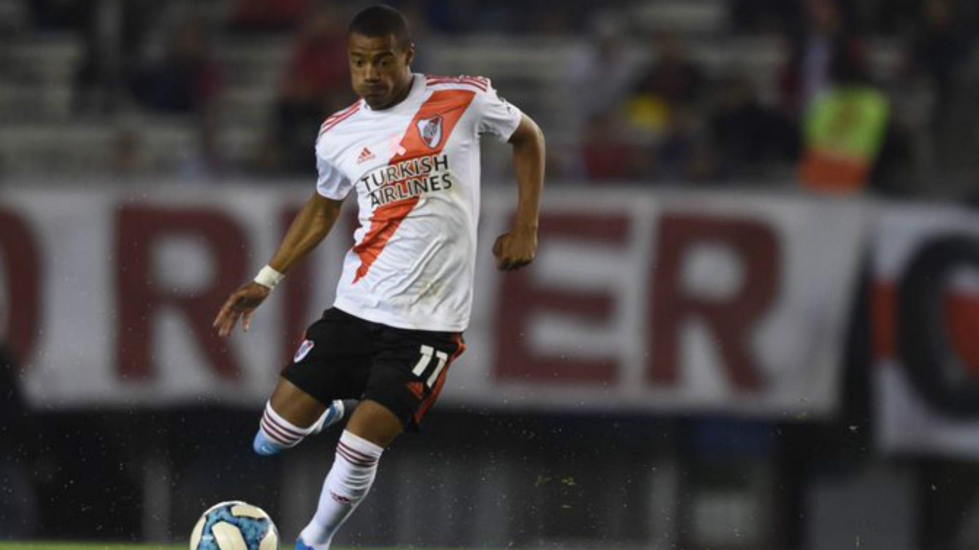 Nicolas De La Cruz River Plate Colon Superliga 29102019