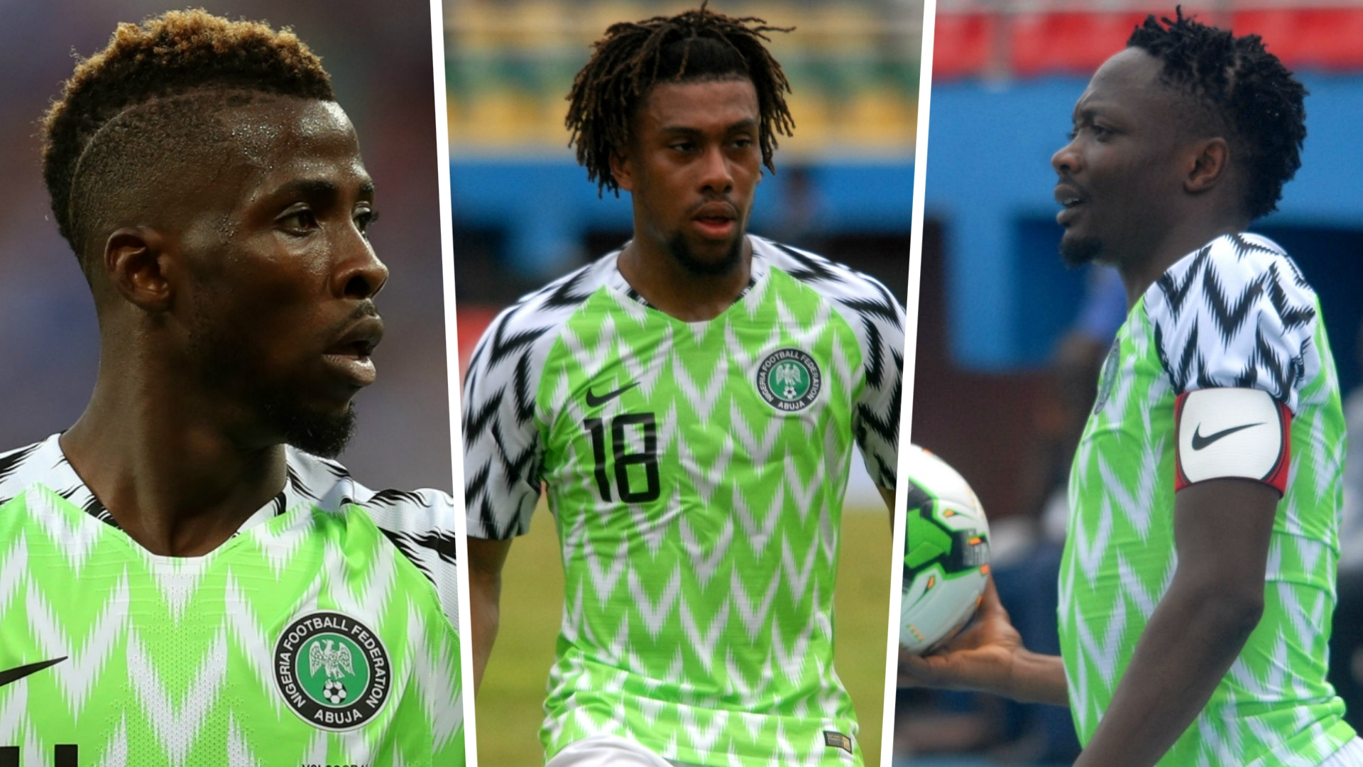 Too Good, Too Bad: The Best and Worst of Super Eagles against Cameroon