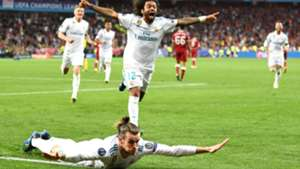 Gareth Bale Marcelo Real Madrid Liverpool UCL