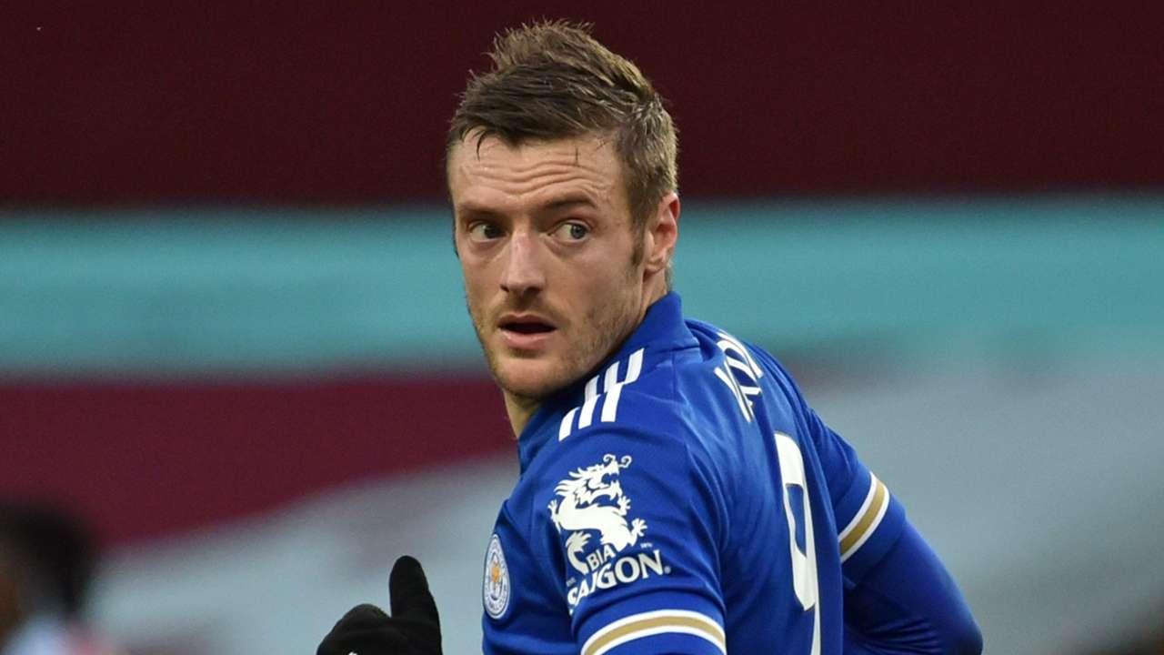 Jamie Vardy, Leicester City 2020-21