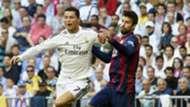 Gerard Pique Cristiano Ronaldo Real Madrid Barcelona