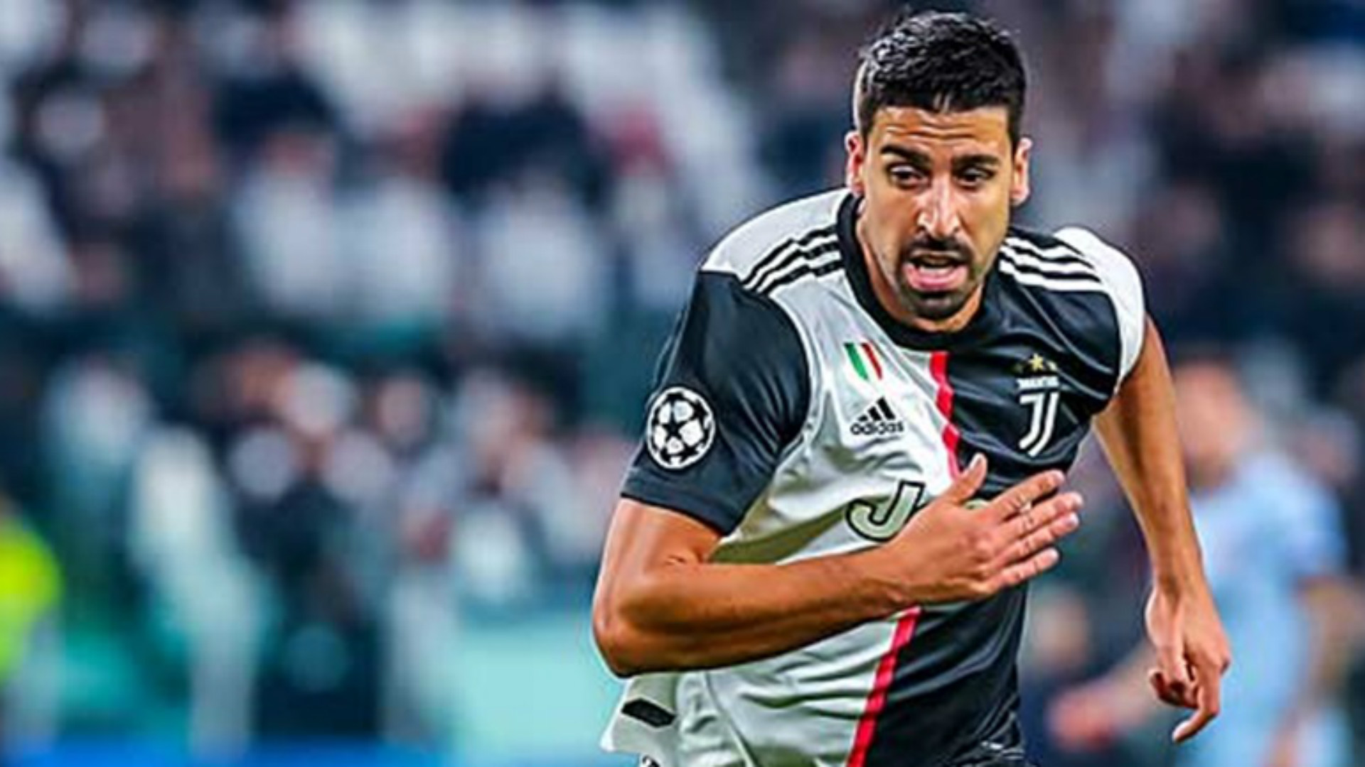 La Juventus fera sans Khedira contre l'OL