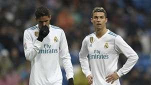 Varane/Ronaldo Real Madrid