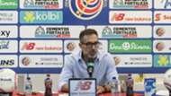 Gustavo Matosas Costa Rica press conference 22052019