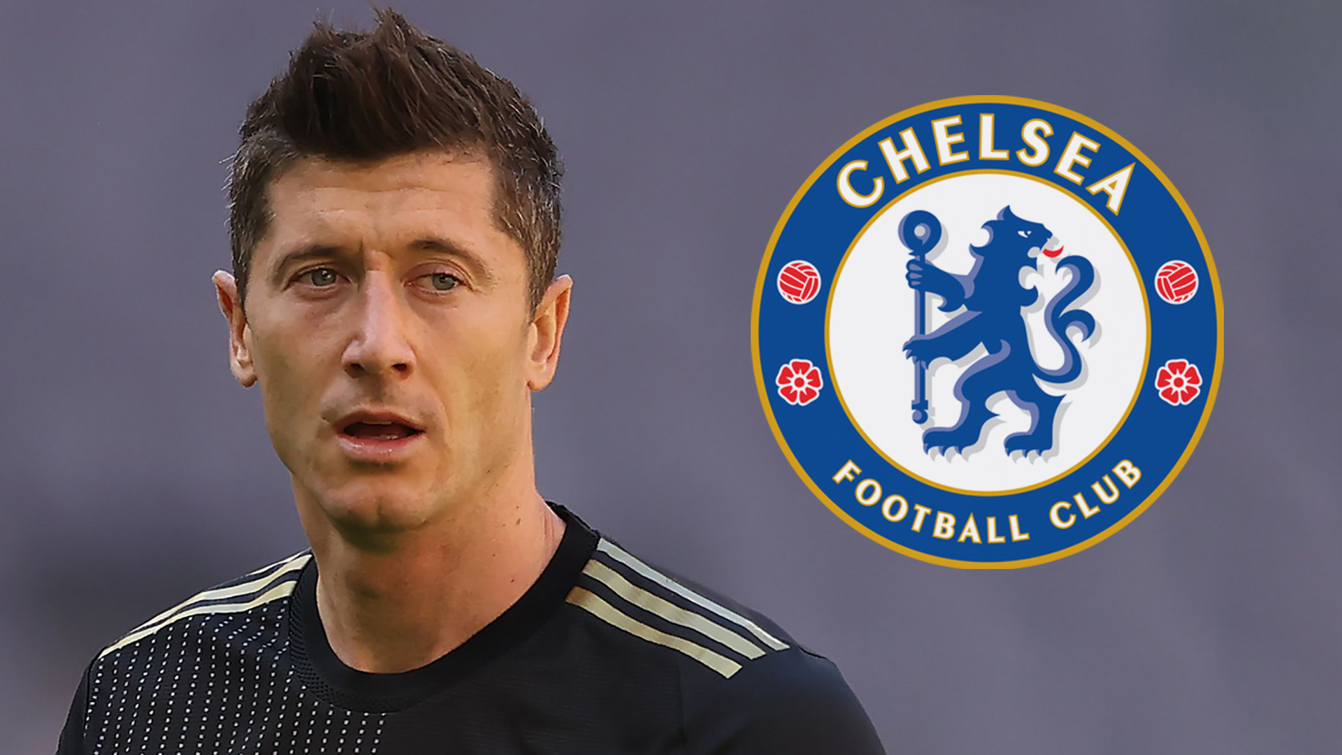 'Lewandowski will be here for another two years' - Chelsea-linked striker not for sale, insists Bayern president Hainer