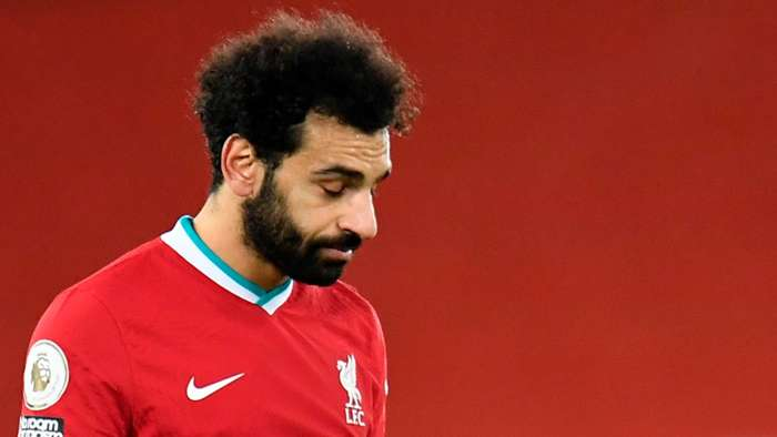 Salah Liverpool 2021