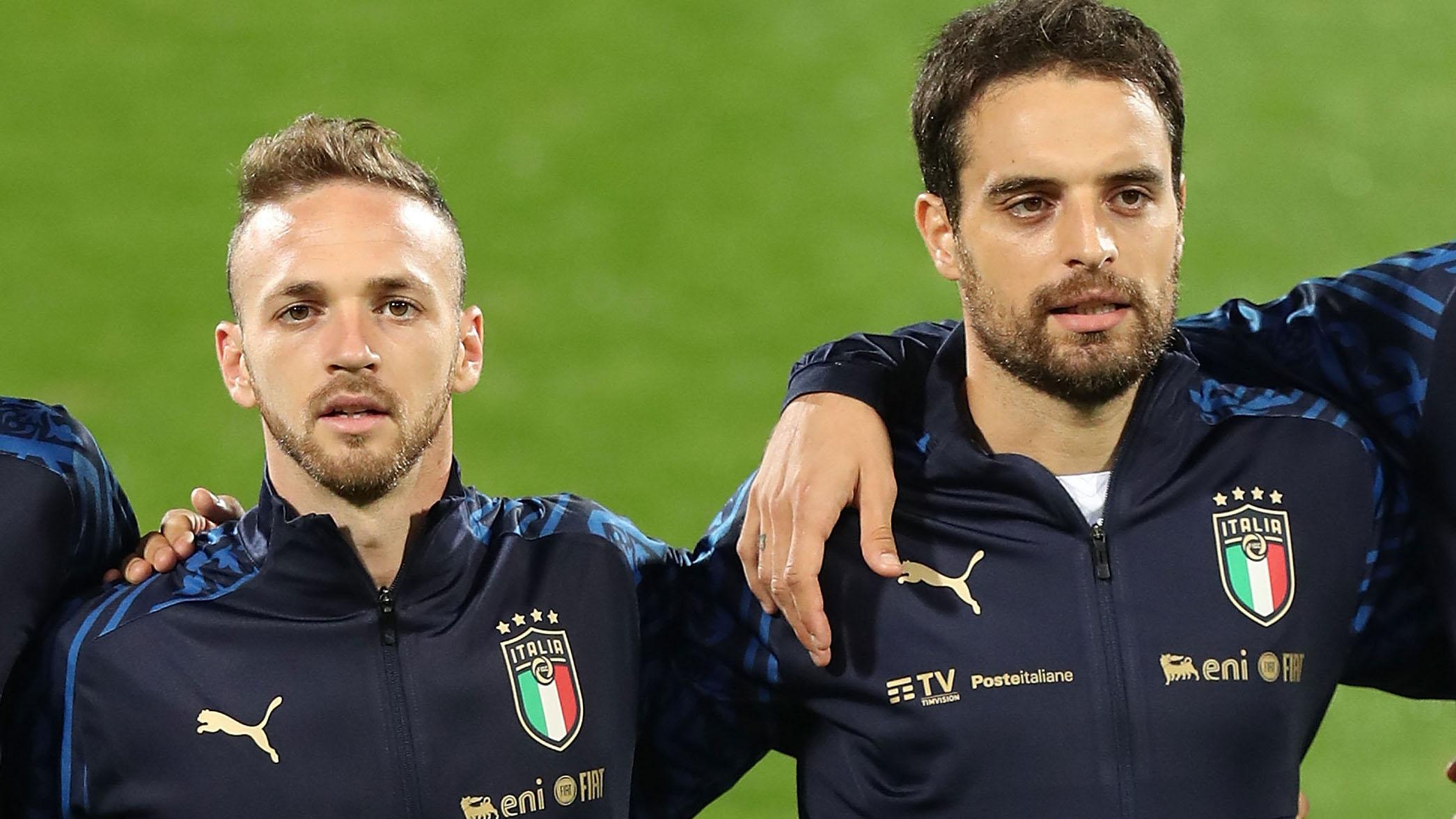 Lazio, Lazzari lascia il ritiro della Nazionale per infortunio