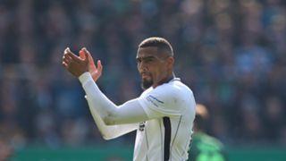 Kevin-Prince Boateng Eintracht Frankfurt 01042018