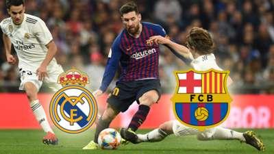 Real Madrid FC Barcelona Clasico TV LIVE STREAM LaLiga