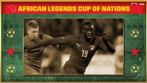 African Legends Cup of Nations: Yaya Toure