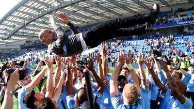 Pep Guardiola Manchester City 0519