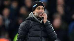 Pep Guardiola Manchester City Liverpool 2019-20