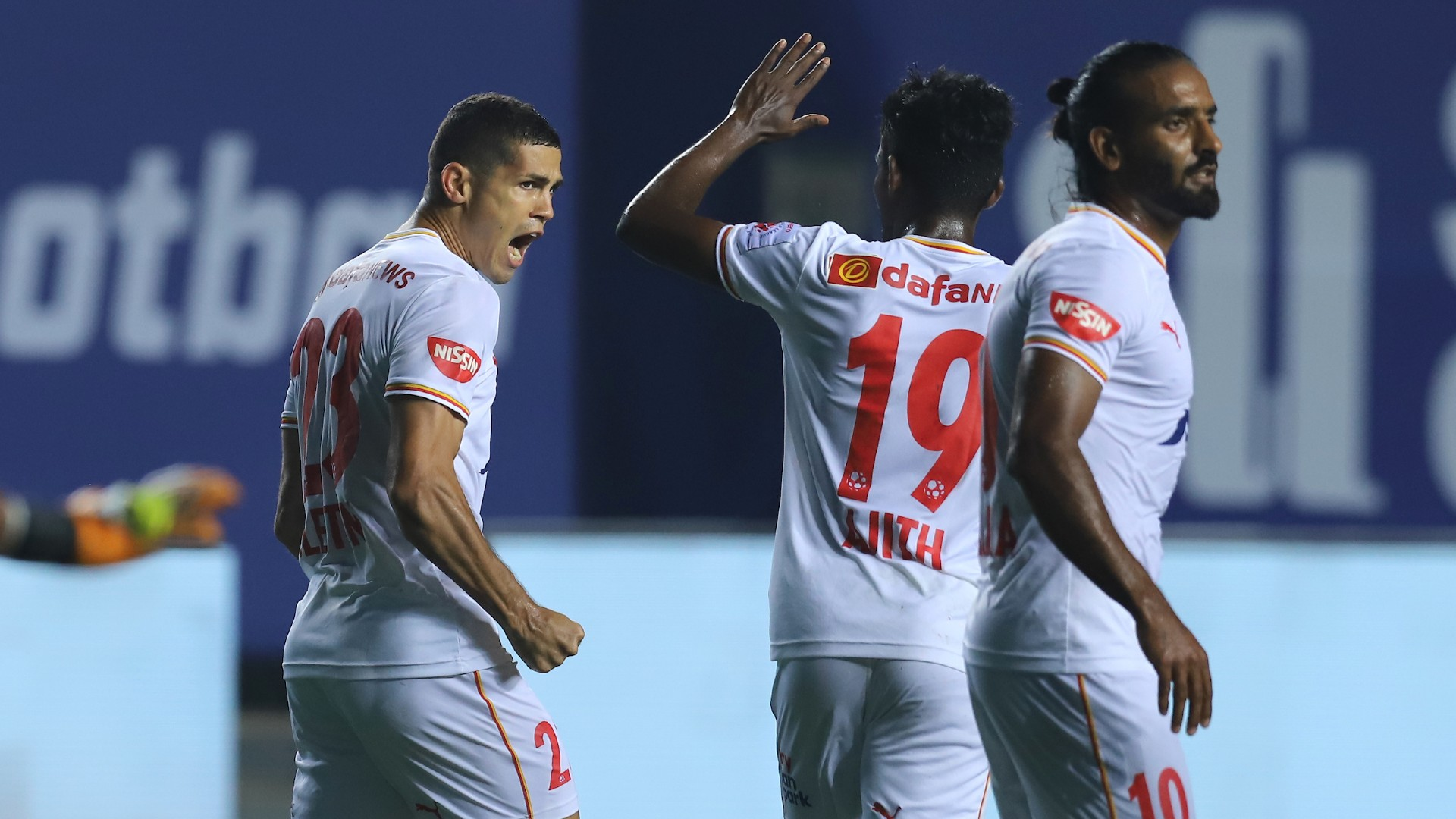 East Bengal 0-1 Bengaluru FC LIVE: Silva scores the opening goal for the Blues