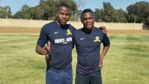 Bongi Ntuli and Siyanda Zwane - Mamelodi Sundown