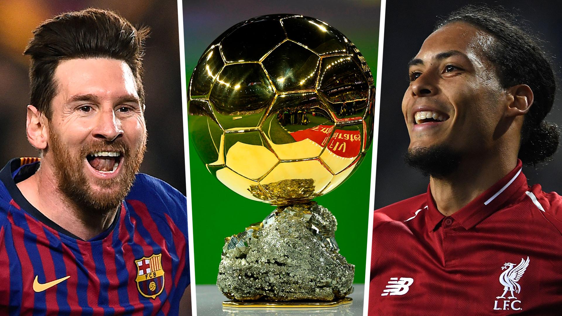 Messi Is Still The Best Barcelona Star Deserved Ballon D Or Despite Van Dijk Form Claims Stam Goal Com