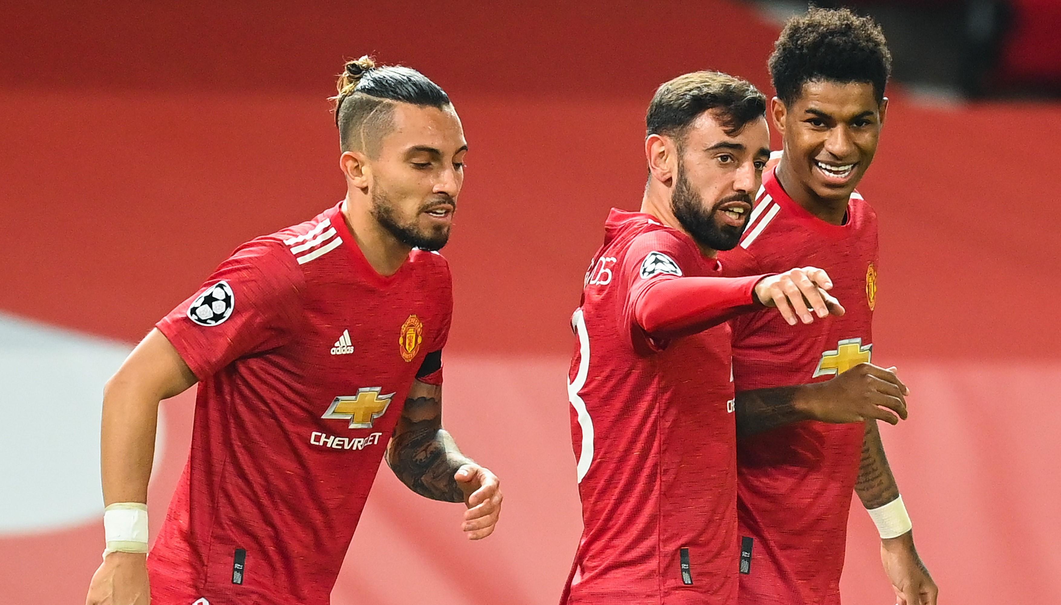 Balas Dendam Manchester United Tuntas Goal Com