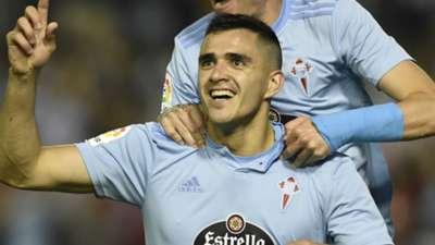 Maxi Gomez Celta Vigo 2018-19