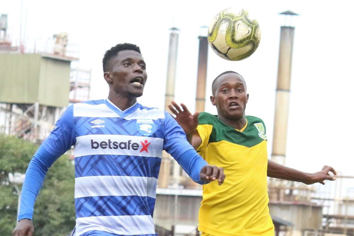 AFC Leopards 1-0 Mathare United: Rupia strike sends Ingwe joint top   Goal.com