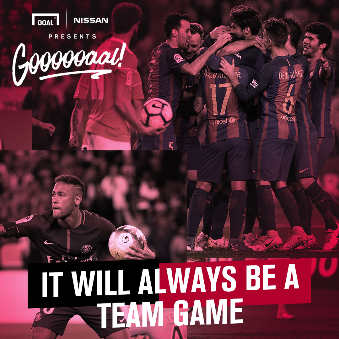 Goal Nissan GFX team game