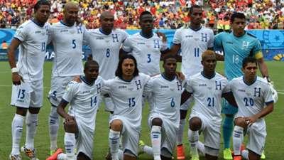 Honduras WM 2014 25062014