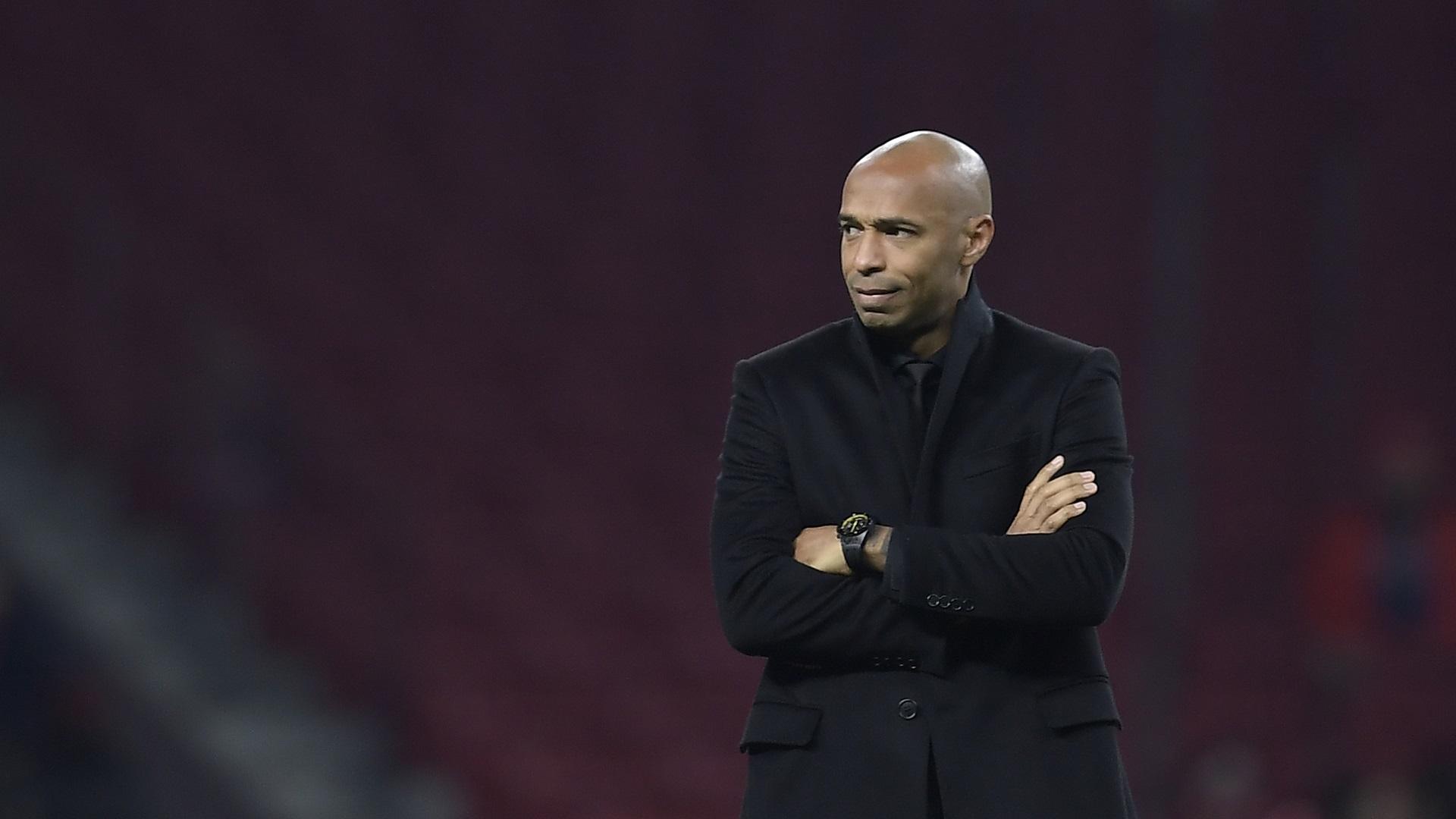 Thierry Henry, nuevo entrenador del Impact Montreal de la MLS