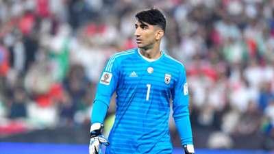 Alireza Beiranvand | Iran | Asian Cup 2019