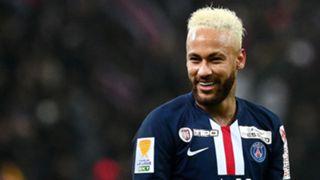 Neymar Reims PSG Coupe de La Ligue 22 01 2020