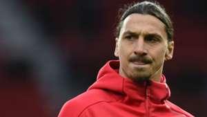 Zlatan Ibrahimovic Manchester United Europa League