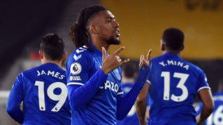 Alex Iwobi Everton 2020-21