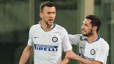 Perisic Politano Fiorentina Inter Serie A