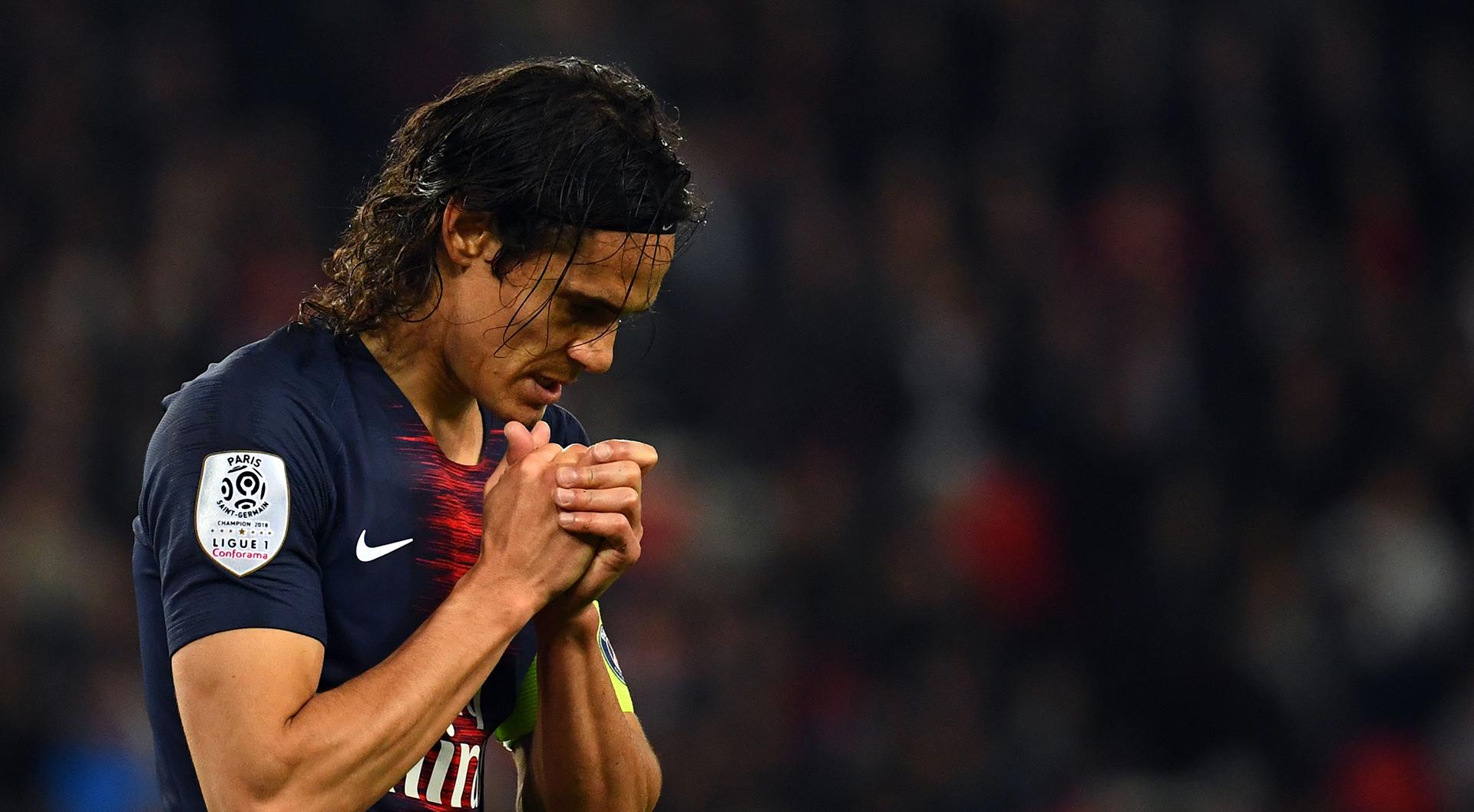 Mercato - PSG : Edinson Cavani est toujours à Paris