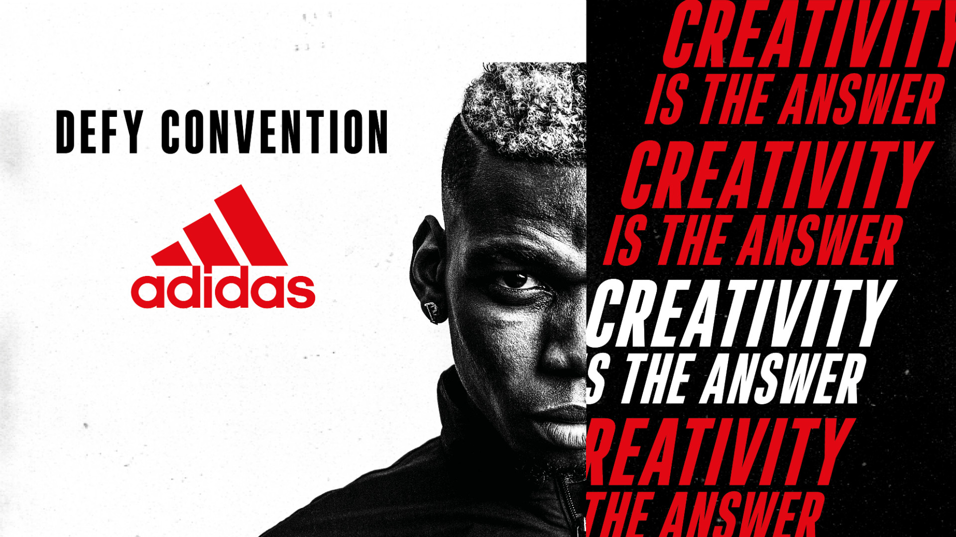 Rebaja erección Turbina  Stars of the game come together for adidas' commercial - 'Create The  Answer'   Goal.com