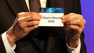 Champions League Die Auslosung Zum Achtelfinale Live Im Tv Und