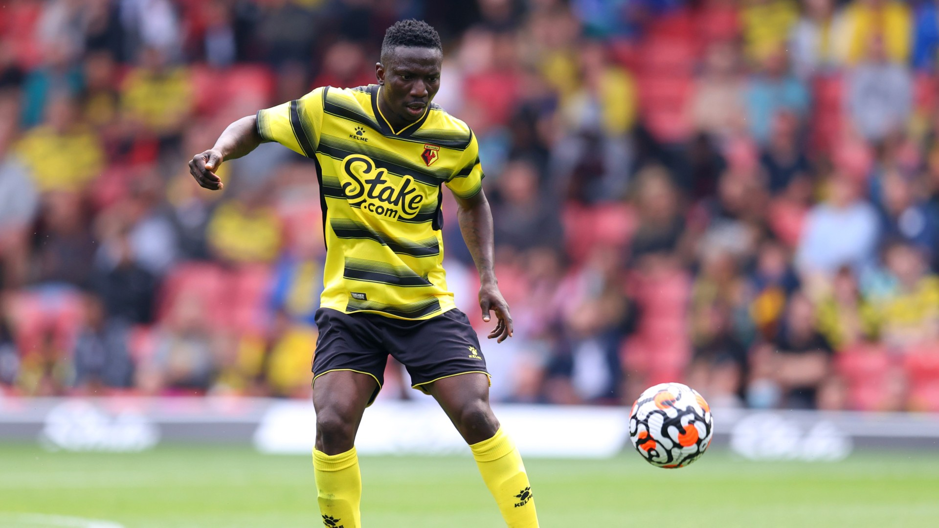 Carabao Cup: Watford's Etebo ruled out of Stoke City clash