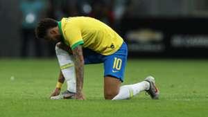 Les blessures de Neymar l'ont fait rater un an de football