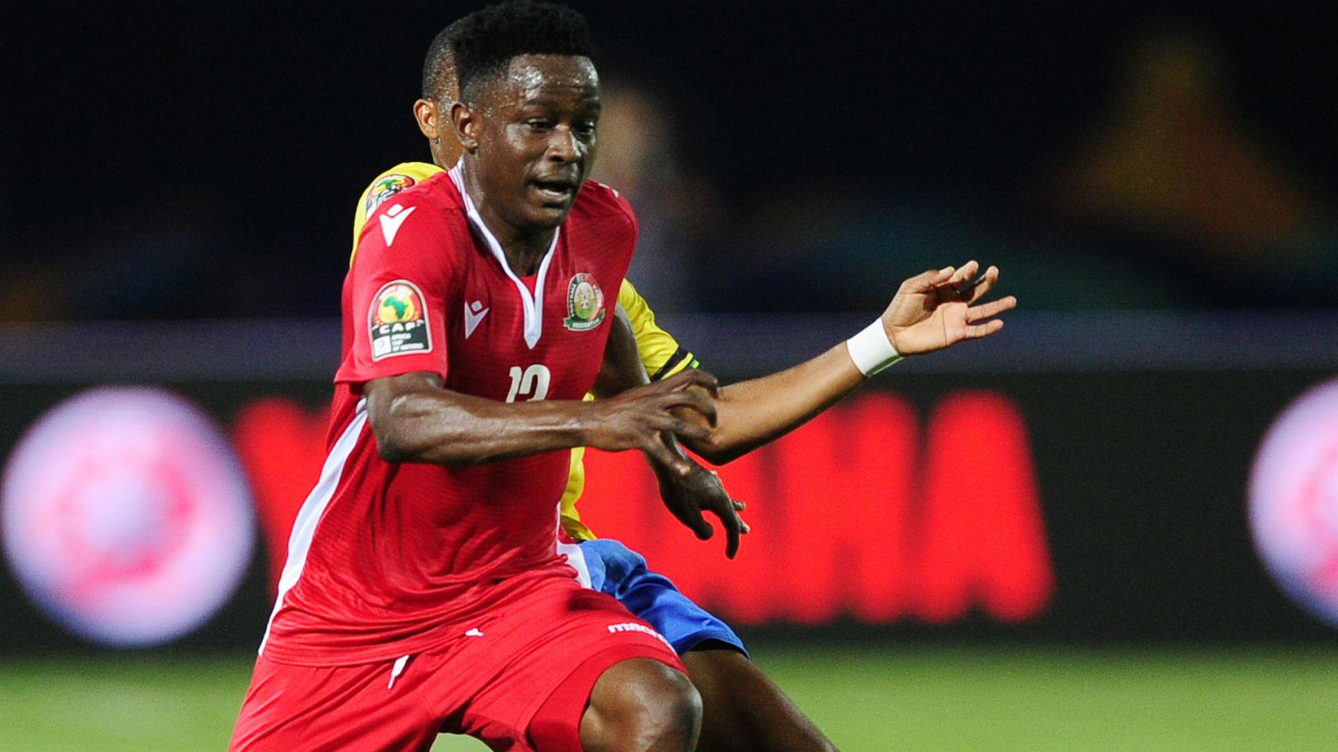 Ouma: Manchester United move is Kenya defender's dream | Goal.com