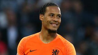 Virgil van Dijk Netherlands 2019-20