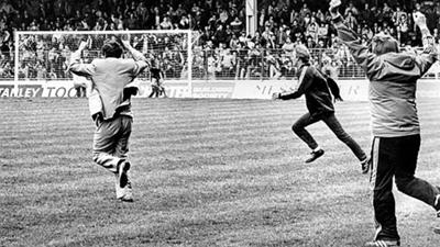 David Pleat Luton Manchester City 82-83