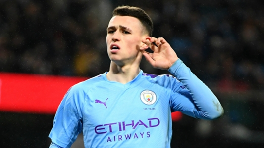Foden happy to have shunned loan move as he plans 'long' Man City stay | Goal.com