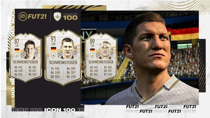 FIFA 21 Icon Bastian Schweinsteiger
