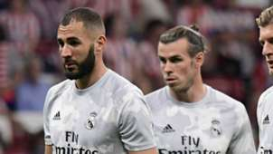 Karim Benzema Gareth Bale Real Madrid 2019-20
