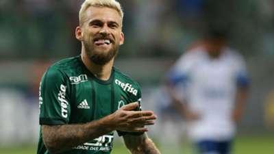 Lucas Lima Palmeiras 18 01 2018