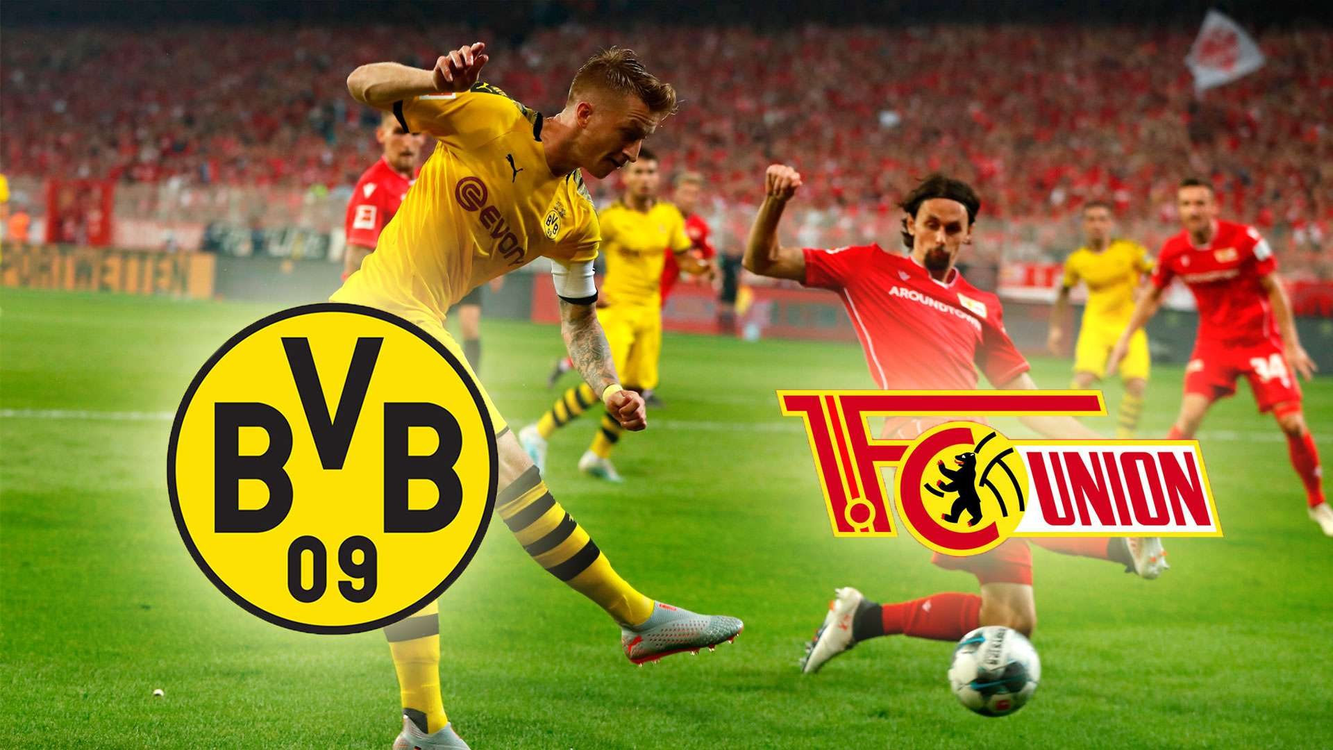 Union Berlin Dortmund Live Stream