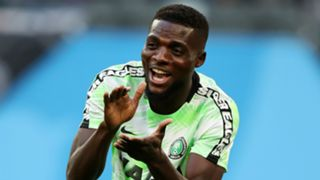 John Ogu - Nigeria vs. England