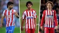 Aguero, Joao Felix, Griezmann - Atletico Madrid