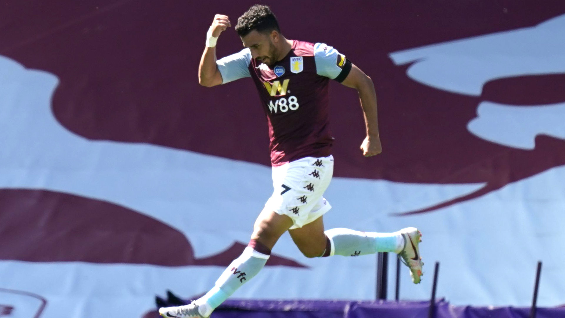 Aston Villa winger Trezeguet tests positive for Covid-19